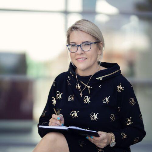 Ewa Szpakowicz trener, coach, doradca biznesowy